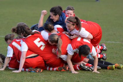 Charlton Athletic Women v Crystal Palace Ladies, FA Womens Cup, 4th round